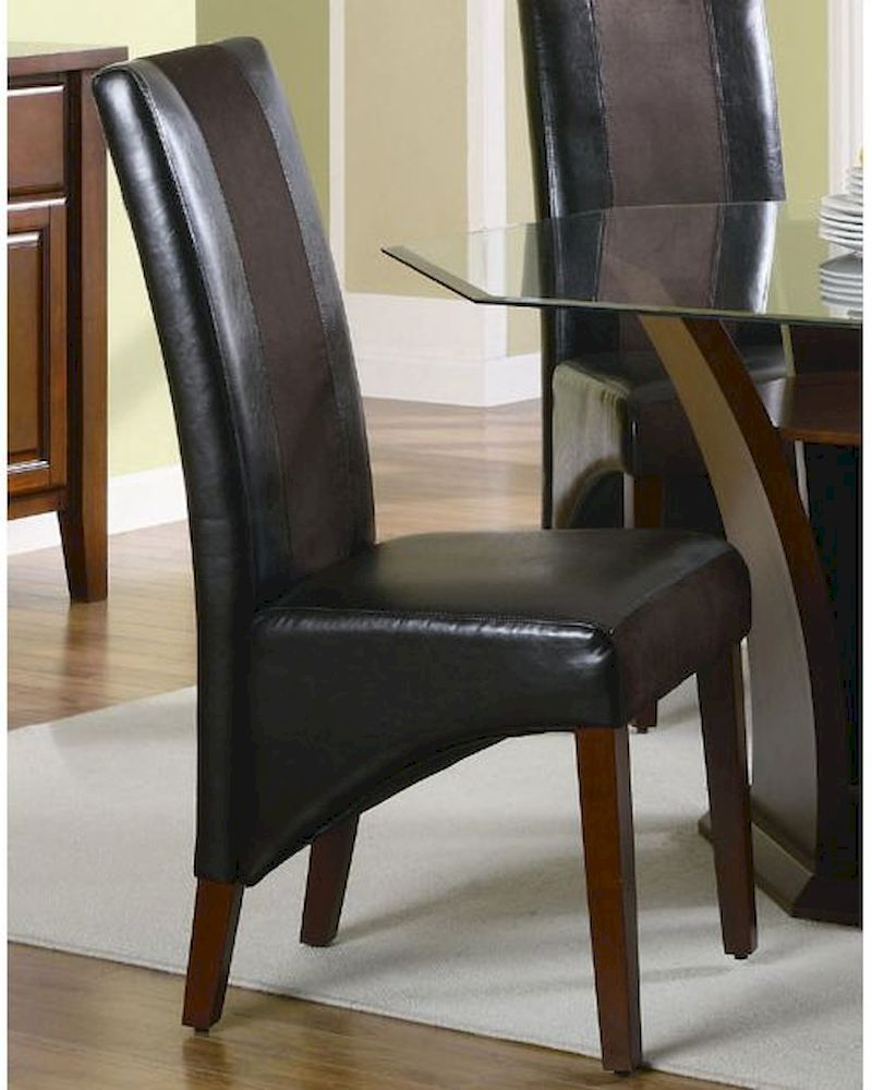 Coaster Upholstered Dining Side Chair Rodeo CO-102242 (Set