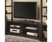 Coaster Wall Units Inverted Curved Front TV Console CO-700697