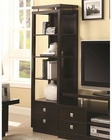 Coaster Wall Units Media Tower CO-800354