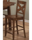 Coaster X-Back Bar Stool Lawson CO-104189 (Set of 2)