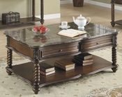 Cocktail Table Lockwood by Homelegance EL-5560-30