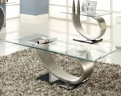Cocktail Table Silvera by Homelegance EL-3449-30