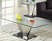 Cocktail Table Silverstone by Homelegance EL-3455-30