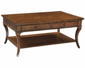 Coffee Table European Legacy by Hekman HE-11100