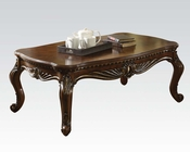 Coffee Table in Brown Cherry Remington by Acme Furniture AC80064