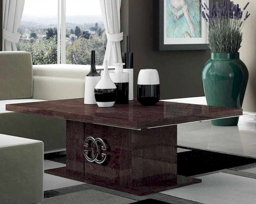 Coffee table in modern style prestige 33460pe for Modern chic coffee tables