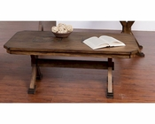 Coffee Table Savannah by Sunny Designs SU-3237AC-C