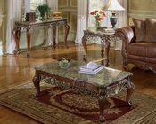 Coffee Table Set Barcelona by Homelegance EL-829-30N-SET