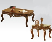 Coffee Table Set Dorothea by Acme Furniture AC80590SET