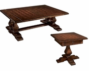 Coffee Table Set Havana Servant by Hekman HE-81217-SET