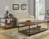 Coffee Table Set Mikah by Homelegance EL-390-011-SET