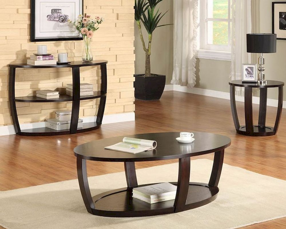Coffee Table Set Patterson by Homelegance EL-3296-30-SET