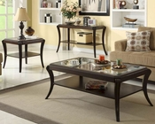 Coffee Table Set Q. Pfifer by Homelegance EL-3253-30-SET