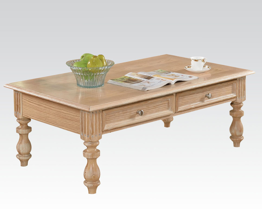 Coffee table shantoria by acme furniture ac81585 for Next home coffee table