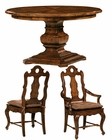 Cognac Finish Dining Set Rue de Bac by Hekman HE-87221-SET