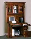 Computer Credenza Desk and Hutch SI-210-411-412