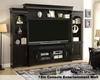 Console Entertainment Wall Tahoe by Parker House PHTAH-150-4