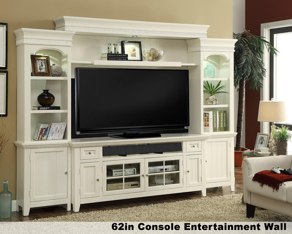 Console Entertainment Wall Tidewater By Parker House Phtid
