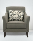 Contemporary Accent Chair Catalina in Graphite Finish BH-47AC2