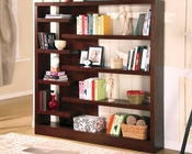 Contemporary Asymmetrical Bookcase CO800288