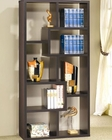 Contemporary Asymmetrical Cube Bookcase CO800264