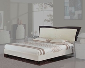 Contemporary Bed Nora 35B72