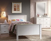 Contemporary Bedroom Set Bungalow Acme AC30025SET