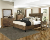 Contemporary Bedroom Set River Road by Magnussen MG-B2375SET