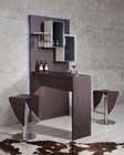 Contemporary Brown Oak Bar Set 44BR514-SET
