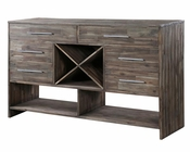 Contemporary Buffet Adler by Magnussen MG-D2596-14