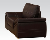 Contemporary Chair Ember Espresso by Acme Furniture AC51697