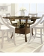 Contemporary Counter Height Table Gatsby by Somerton SO-422-68
