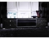 Contemporary Crocodile Texture TV Stand 44ENT519-227