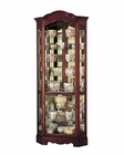 Contemporary Curio Jamestown by Howard Miller HM-680-249