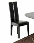 Contemporary Dining Chair 44D414SCH (Set of 2)