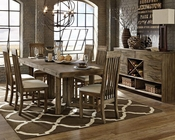 Contemporary Dining Set Adler by Magnussen MG-D2596SET