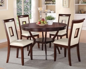 Contemporary Dining Set Oswell by Acme Furniture AC71600SET
