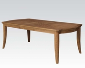 Contemporary Dining Table Selwyn by Acme Furniture AC60715