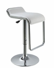 Contemporary Eco-Leather Barstool 44D1048