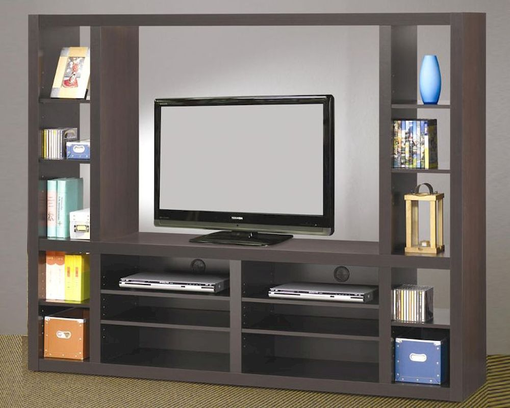 Contemporary entertainment wall unit co700620 - Modern entertainment wall unit ...
