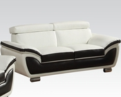 Contemporary Loveseat Olina by Acme Furniture AC50146