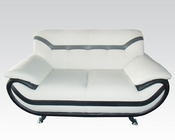 Contemporary Loveseat Rozene by Acme Furniture AC51156