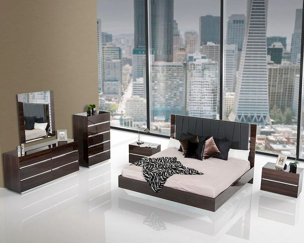 Bedroom Sets Contemporary modern bedroom sets – free shipping on modern bedroom furniture