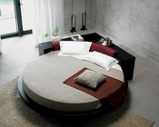 Contemporary Round Corner Bed 44B223BD