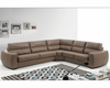 Contemporary Sectional Set with Sleeper Rafael ESFRA