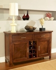 Contemporary Server Gatsby by Somerton SO-422-73