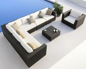Contemporary Seven-Piece Patio Set 44P228-SET