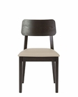 Contemporary Side Chair Claudius by Euro Style EU-09876 (Set of 2)
