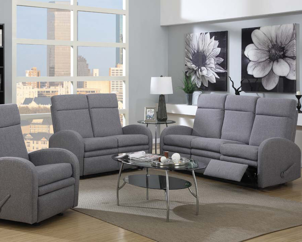 . contemporary sofa set azura by acme furniture acset