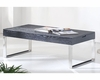 Contemporary Style Coffee Table in Black or White 33CT101
